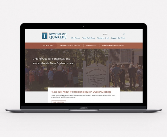 NEYM Website